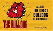 The BullDog of Amsterdam Herbal Smoke.